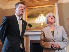 Co-leaders : Rep. Jeb Hensarling, R-Texas, and Sen. Patty Murray, D-Wash., have 10 days on the debt.