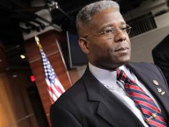 Rep. Allen West, R-Fla., talks about the standoff between Democrats and Republicans.