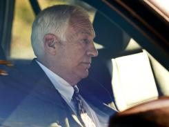 Former Penn State football defensive coordinator Jerry Sandusky is charged with sexually abusing multiple young men.