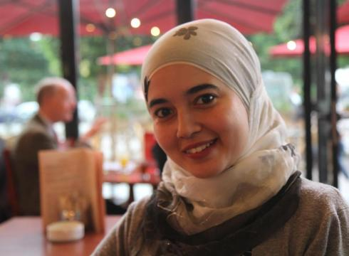 Noor ben khamis says quot people are getting more into religion and that