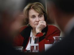 Rep. Louise Slaughter, D-N.Y., first proposed a ban on insider trading by House members.
