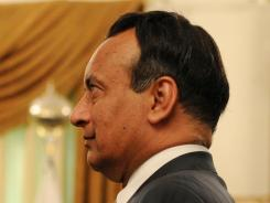 Husain Haqqani, Pakistan's ambassador to Washington, said U.S. aid to his country should continue.