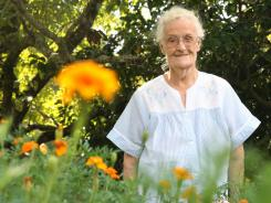 Annie Creel celebrated her 100th birthday on Sept. 9, and loves to spend time tending to her flowers and keeping up her yard in Johnsonville, S.C. People who are 90 or older have nearly tripled in number since 1980, Census data show.