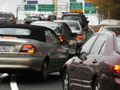 Washington, D.C., is the USA's most congested metropolitan area, and the city has the nation's worst drivers, according to the Texas Transportation Institute and insurer Allstate.