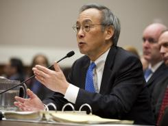 """The final decisions on Solyndra were mine, and I made them with the best interest of the taxpayer in mind,"" says Steven Chu."