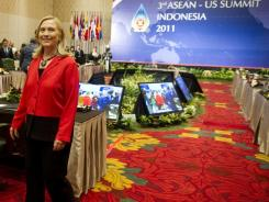 Hillary Clinton to go to Myanmar next month, the first visit by a U.S. Secretary of State in 50 years.