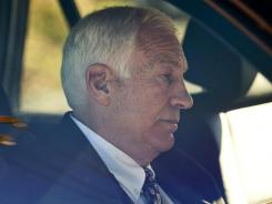 Jerry Sandusky, the former Penn State football defensive coordinator and the founder of The Second Mile charity, is charged with sexually abusing eight boys in a scandal that has rocked the university.