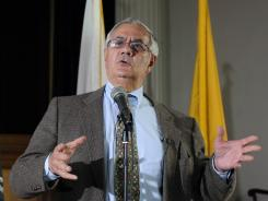 "After retirement, ""I think I will find my motives less impugned, and I will be able to talk more about the merits,"" says Massachusetts Democrat Barney Frank."