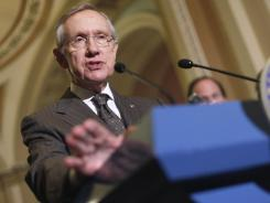 Senate Majority Leader Harry Reid, D-Nev., plans to hold a test vote on President Obama's proposal to extend a payroll tax cut later this week.