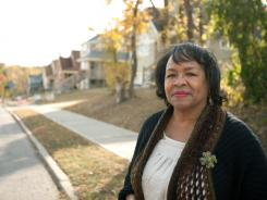Anita Maltbia heads the Green Impact Zone, a city-funded effort to revitalize neighborhoods recently abandoned by blacks through housing rehabilitation, job training, urban gardening, youth programs, transportation and conservation.