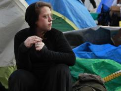Boston Mayor said Thursday that Occupy protesters must leave their encampment in the city's financial district by midnight Thursday or face eviction by police.
