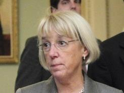 Sen. Patty Murray, D-Wash., says she's surprised a proposed mental health program for the National Guard  was opposed. &quot;It's a no-brainer,&quot; she adds.