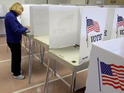 Several states have approved laws shortening early voting.