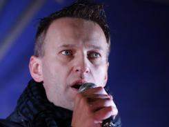 Influential Russian blogger Alexei  Navalny's site has uncovered examples of alleged state corruption.