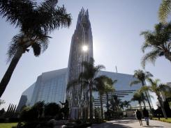 The Crystal Cathedral in Garden Grove, Calif., will be transformed from an evangelical to Catholic sanctuary.