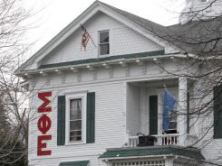 The Sigma Phi Epsilon fraternity at the University of Vermont was suspended over a survey that asked members who they would like to rape. The national Sigma Phi Epsilon organization said in a statement that it has instructed the chapter to cease all operations, pending further investigation.