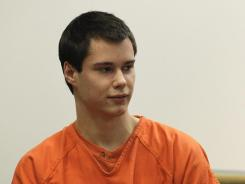 "Colton Harris-Moore, also known as the ""Barefoot Bandit,"" pleaded guilty Friday to burglary and theft charges."
