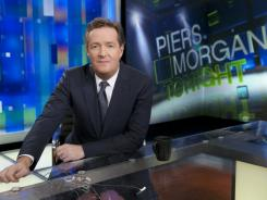 CNN star Piers Morgan's past as a player in Britain's troubled tabloid newspaper world will be vetted before the cameras this week.