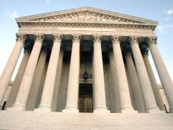 Nation's highest court:  Newt Gingrich has written a manifesto on judges and courts.