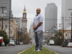 Hakim Kashif, a former inmate, was recruited by the city to help break New Orleans' cycle of violence.