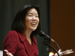 Michelle Rhee's non-profit is lobbying statehouses.