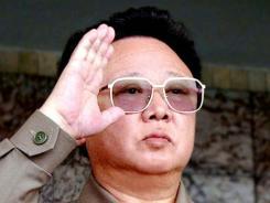 Kim Jong Il: North Korean dictator until his death last month.