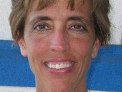Sidney High School math teacher Sherry Arnold, 43, has been missing since Saturday. Hundreds of people are assisting in the search for Arnold, who did not return home after going for a jog.