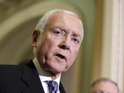 A Washington super PAC aligned with the Tea Party movement, is working to oust six-term GOP Sen. Orrin Hatch of Utah.