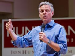 """We are in a funk. We are dispirited,"" John Huntsman says of America."
