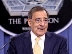 Defense Secretary Leon Panetta said he called for an investigation into a video that appears to show Marines urinating on Taliban corpses.