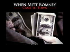 "Pro-Newt, anti-Mitt:  A super PAC supporting Newt Gingrich produced ""King of Bain,"" an ad attacking rival Mitt Romney's involvement in Bain Capital."