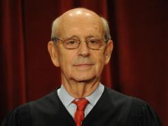 Justice Stephen Breyer wrote in his dissent that the statute inhibits the dissemination of millions of foreign works.