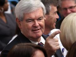 "An ad from Winning the Future, a super PAC that supports Newt Gingrich, claims Gingrich ""slashed"" spending while serving as House speaker."