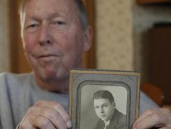 Jim Phillips hopes to find relatives of his father, John Harold Phillips, who came to Iowa on an orphan train from New York City in 1912.