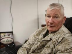 Marine Maj. Gen. John Toolan says infighting among senior Taliban leadership is increasing.