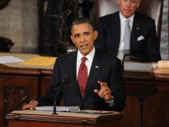 President Obama's State of the Union Address took on populist tones Tuesday night.