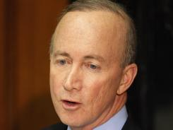Indiana Gov. Mitch Daniels is being urged to reverse his decision not to run for president.