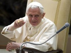 Pope Benedict XVI says a bit of quiet improves listening.