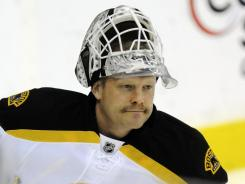 Thomas: Boston Bruins goalie.