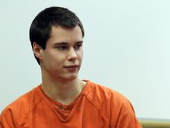 Colton Harris-Moore, also known as the &quot;Barefoot Bandit,&quot; apologized for stealing planes and said he was lucky to be alive.