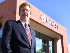 Dave McIntyre is the CEO of TriWest Healthcare Alliance, a health care company providing benefits for military people.