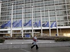 The European Union, whose headquarters are pictured here, has been concerned about the debt crisis in southern Europe. EU officials blame part of the economic mess on a culture of tax evasion.