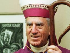Cardinal Anthony Bevilacqua