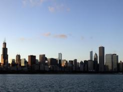 Chicago ranked as a top metro area where the gap between blacks and whites is widest, according to Washington think tank Urban Institute.