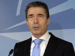 NATO Secretary-General Anders Fogh Rasmussen says Afghanistan remains the alliance's top operational priority.