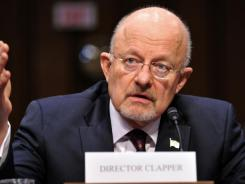 Director of National Intelligence James Clapper says GPS surveillance is the subject of legal analysis within the intelligence community.