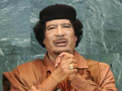 Moammar Gadhafi amassed thousands of portable missiles during his rule over Libya.