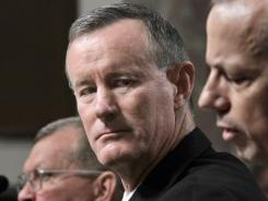 Adm. William McRaven, head of Special Operations Command, said a key concern is how seasoned troops are leaving after about 10 years because of the all-consuming nature of their work.