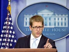 "Carney: White House officials ""are very sensitive and understand some of the concerns."""