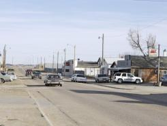 A lawsuit filed by the Oglala Sioux Tribe targets four beer stores in Whiteclay, a Nebraska town (pop. 11) on the South Dakota border that sells about 5 million cans of beer per year.
